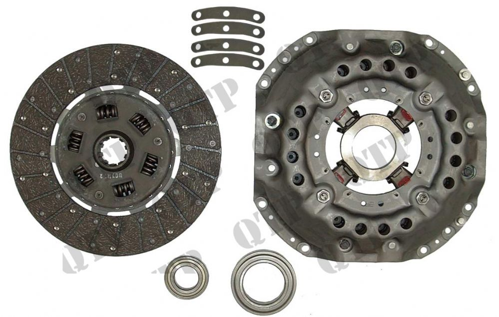 "Clutch Kit Ford 7600 7610 13"" DP c/o Shims"